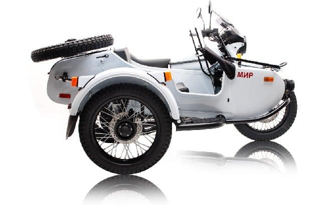 2014 Ural MIR Motorcycle3