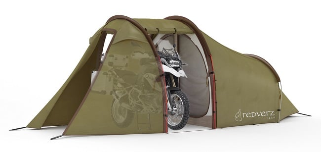Atacama Expedition Motorcycle Tent 8 (2)