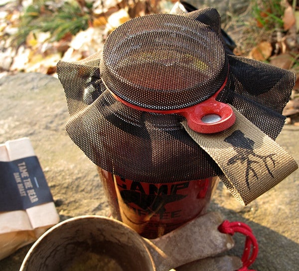 Camp Coffee Kit by Bush Smarts 2