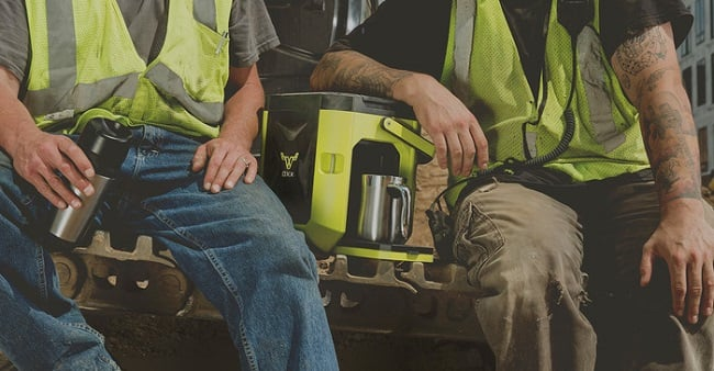 Coffeeboxx- The World's Toughest Coffee Maker