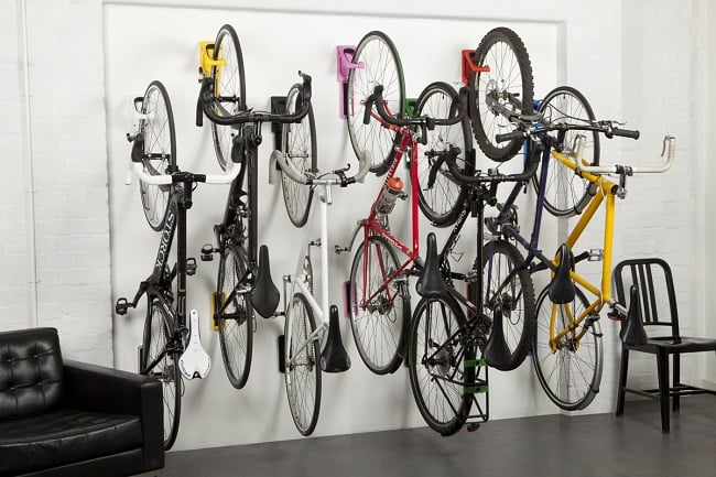 Endo Bike Storage System