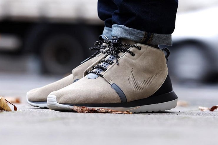 mens nike roshe run nm sneakerboot