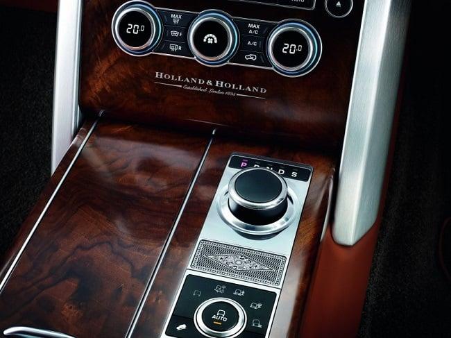 Range Rover Holland & Holland 3