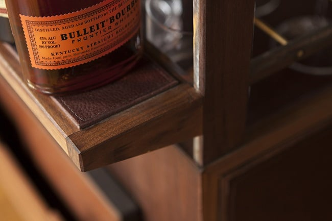 The Sidecar Bar Cart by Moore & Giles 2