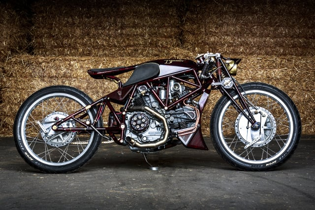 Ducati 900SS 'Typhoon' – Old Empire Motorcycles