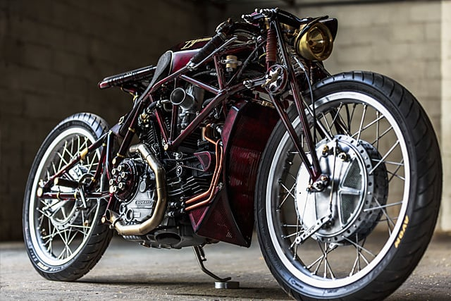 Ducati 900SS 'Typhoon' by Old Empire Motorcycles 1