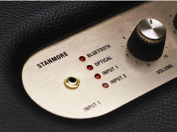 Marshall Stanmore Bluetooth Speaker 3