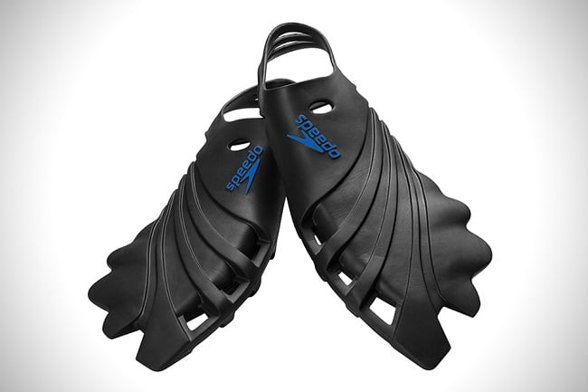 Speedo's new fins will help you swim faster. Really.