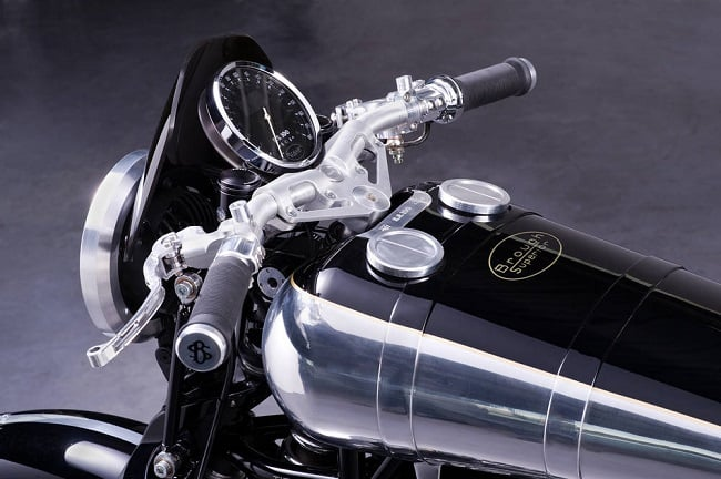 New Brough Superior SS100 Motorcycles k