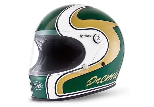 Premier Trophy Motorcycle Helmet 1