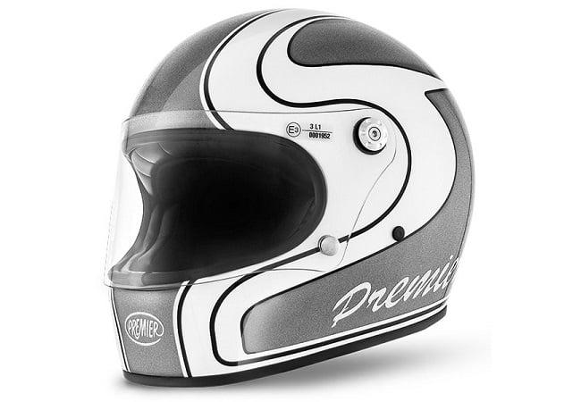 Premier Trophy Motorcycle Helmet 2