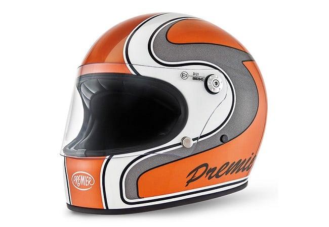 Premier Trophy Motorcycle Helmet 3