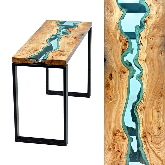 River Collection Wood Furniture By Greg Klassen Men S Gear