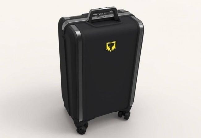 Trunkster - Intelligent Zipperless Luggage 1