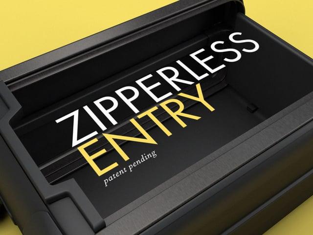 Trunkster - Intelligent Zipperless Luggage 4