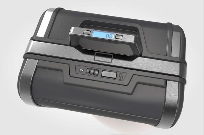 Trunkster - Intelligent Zipperless Luggage