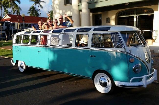 1965 Volkswagen Stretch Microbus Limousine 1 (1)