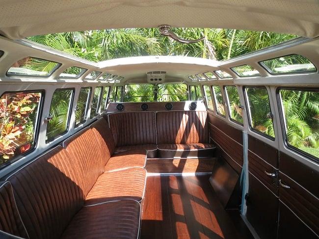 1965 Volkswagen Stretch Microbus Limousine 7