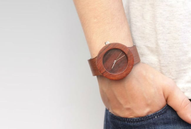 Carpenter Collection Wood Watches a