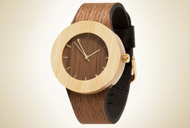 Carpenter Collection Wood Watches