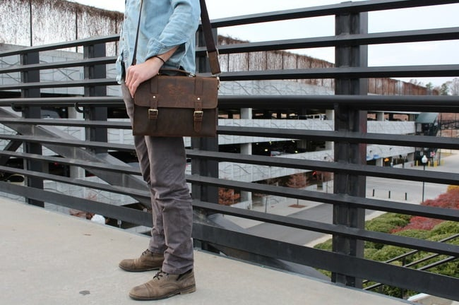 Leather Bags & Accessories by Savage Supply Co. 3