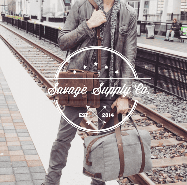 Leather Bags & Accessories by Savage Supply Co. 6