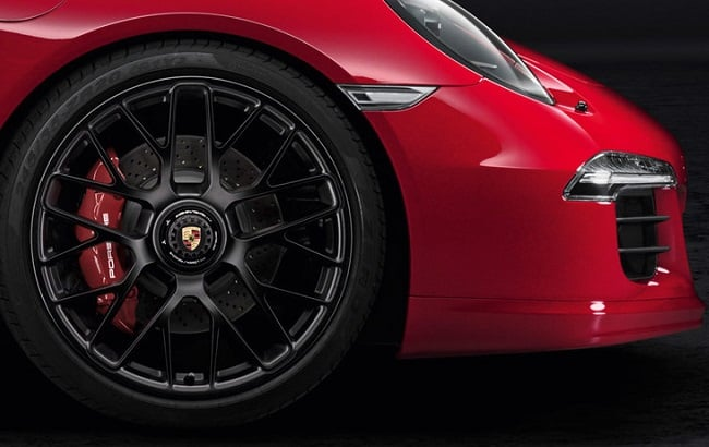 Porsche 911 Targa 4 GTS 8