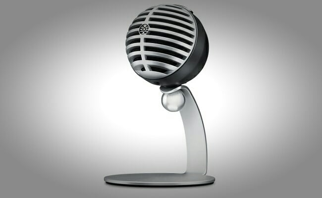 Shure MOTIV Digital Microphones 7