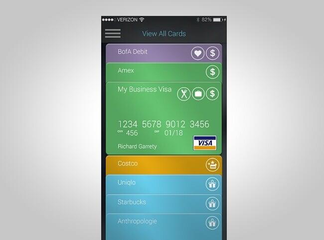 Swyp Smart Digital Credit Card 4