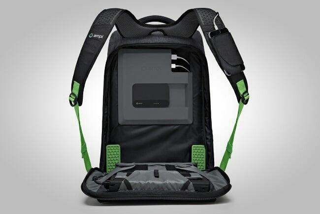 The AMPL Smartbag 3