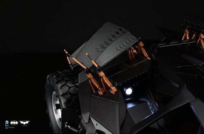 The Dark Knight Trilogy RC Tumbler 2