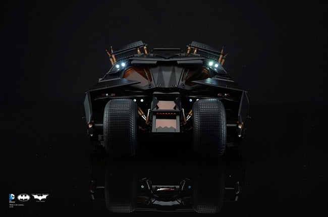 The Dark Knight Trilogy RC Tumbler 3