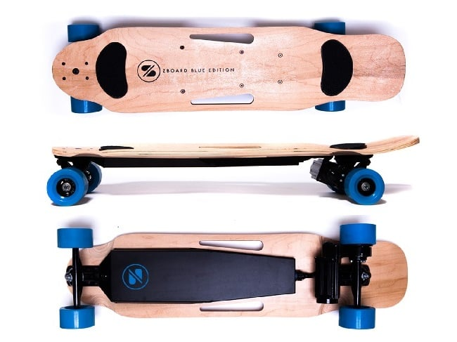 ZBoard 2 weight sensing electric skateboard (2)