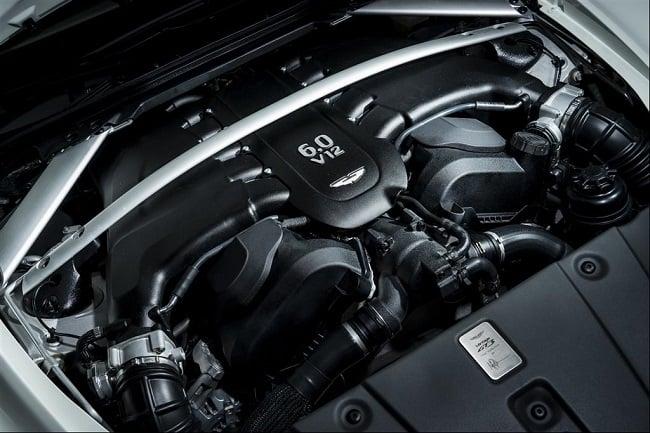 Aston Martin Vantage GT3 Special Edition Engine