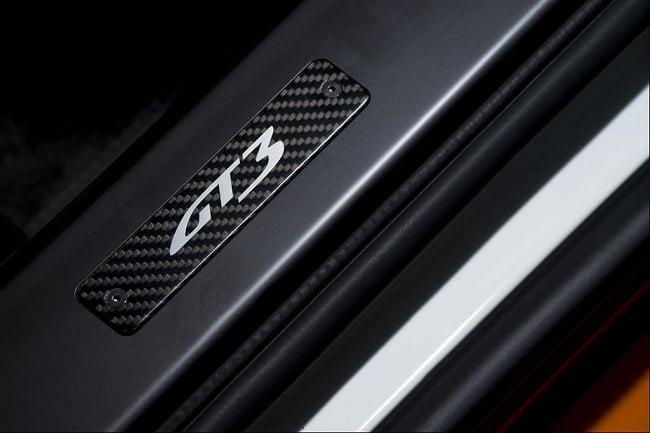 Aston Martin Vantage GT3 Special Edition detail 1