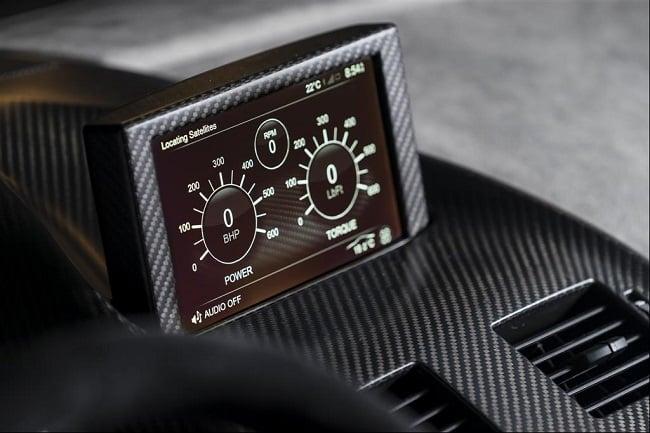 Aston Martin Vantage GT3 Special Edition detail