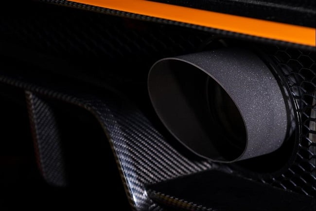 Aston Martin Vantage GT3 Special Edition escape