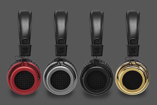 BLOC & ROC Galvanize Headphones a