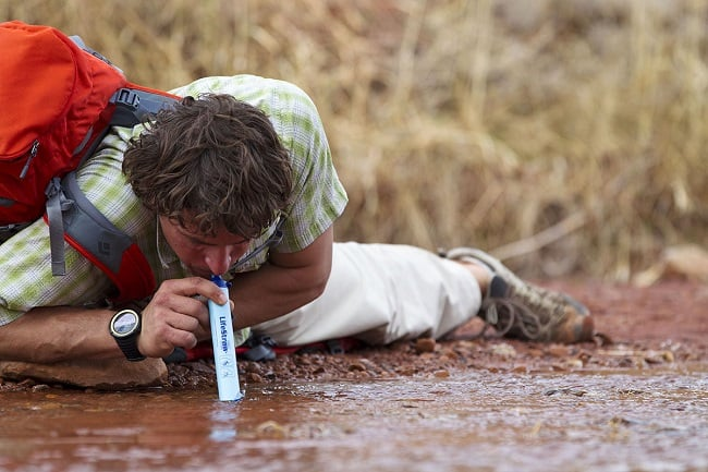 LifeStraw Personal Water Filter 9