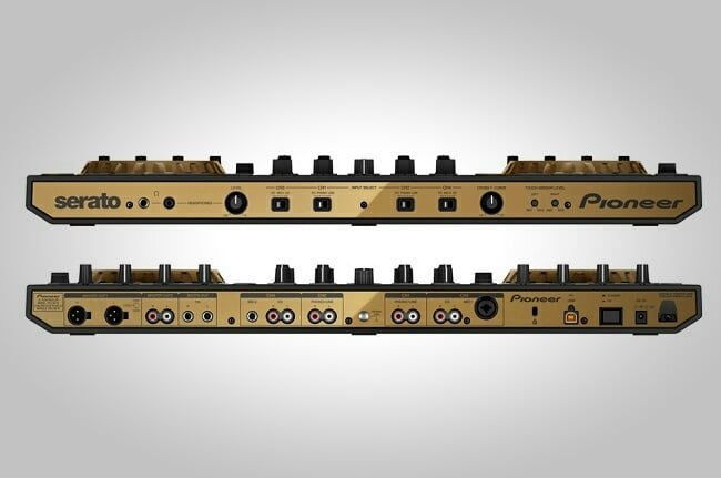 Pioneer DDJ-SX Gold Edition DJ Controller 2