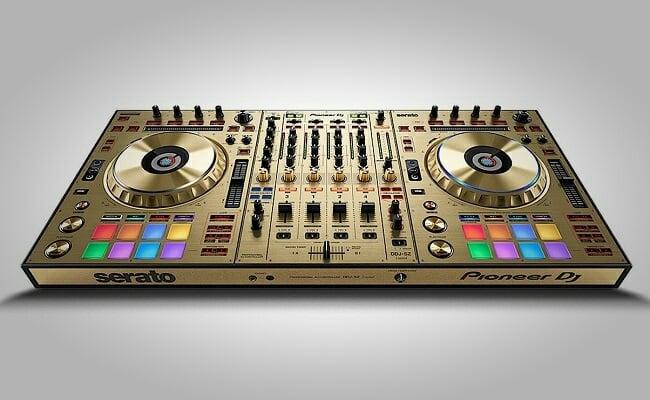 Pioneer DDJ-SX Gold Edition DJ Controller 3