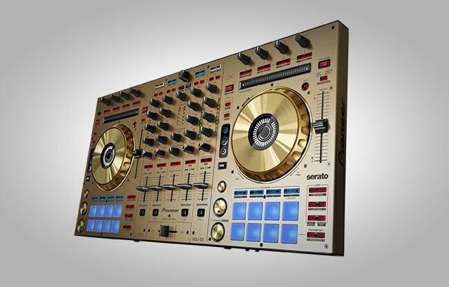 Pioneer DDJ-SX Gold Edition DJ Controller 4