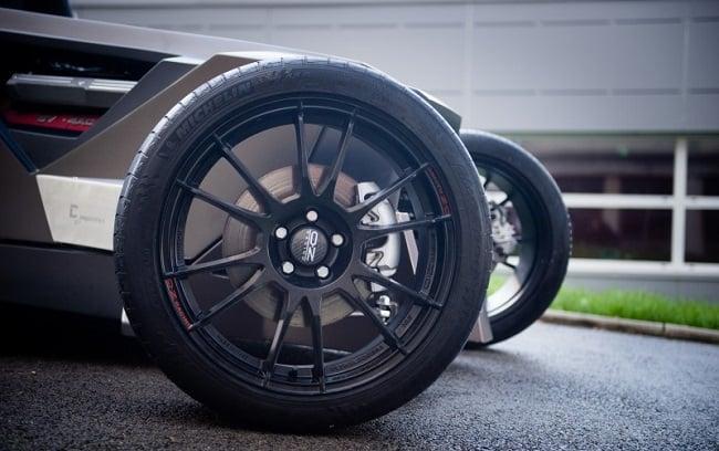 Sbarro Eight Hotrod Concept 1