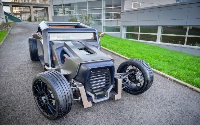 Sbarro Eight Hotrod Concept 11