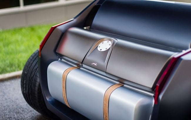 Sbarro Eight Hotrod Concept 4