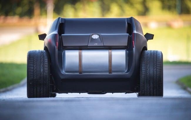 Sbarro Eight Hotrod Concept 6