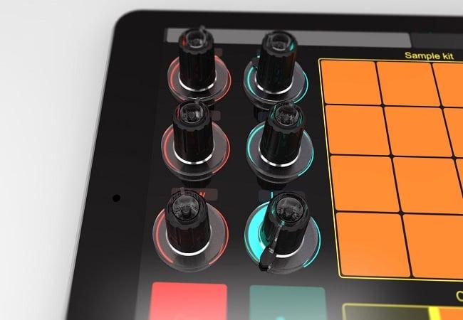 Tuna DJ Knobs for Tablets 1