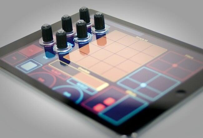 Tuna DJ Knobs for Tablets 2