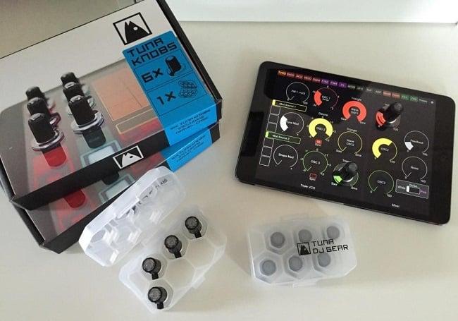 Tuna DJ Knobs for Tablets 3