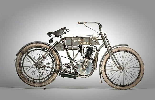 1907 Harley-Davidson Motorcycle 1